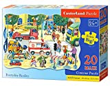 Castorland C-02238 - Every-Day Reality, 20-teilig Maxi, Klassische Puzzle