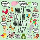 Best Books Three Year Olds - What Do The Animals Say?: A Fun Guessing Review