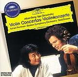 Berg - Stravinsky : Concertos pour violon