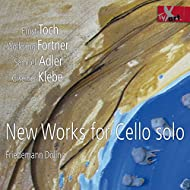 New Works for Cello Solo