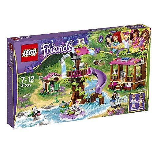 (LEGO Friends 41038 - Große Dschungelrettungsbasis)