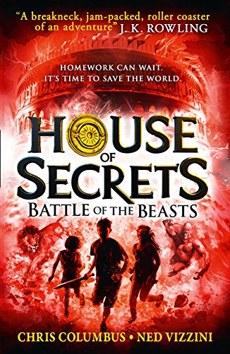 House of Secrets 2. Battle of the Beasts par Chris Columbus