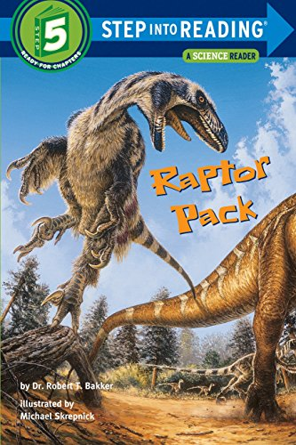 RAPTOR PACK (STEP INTO READING STEP 5)
