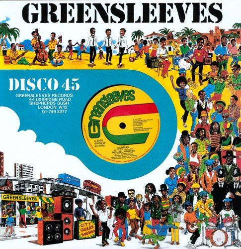 Greensleeves - Disco 45 - Amazon Musica (CD e Vinili)