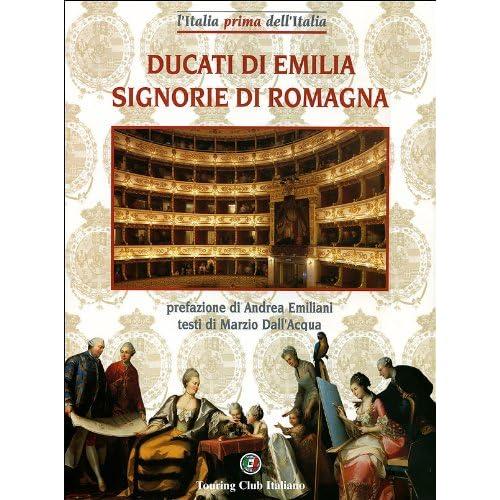 Ducati Di Emilia, Signorie Di Romagna