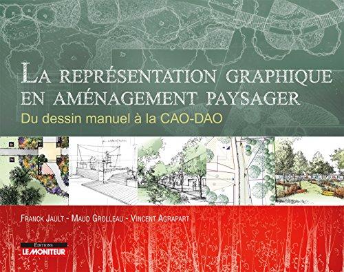 La reprsentation graphique en amnagement paysager: Du dessin manuel  la CAO-DAO