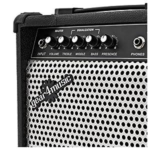 Amplificatore per Basso Elettrico 15W da Gear4music