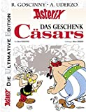 Die ultimative Asterix Edition 21: Das Geschenk Cäsars (Asterix Die Ultimative Edition, Band 21)