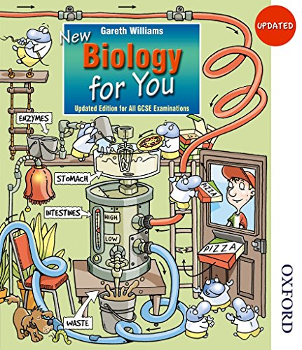 Updated New Biology for You Student Book.