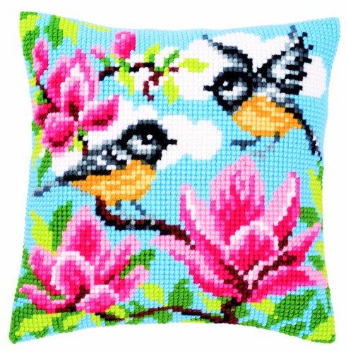 vervaco-blue-tits-cross-stitch-cushion-multi-colour