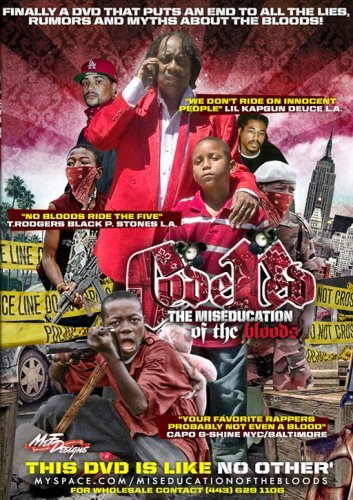 CODE RED: THE MISEDUCATION OFTHE BLOODS