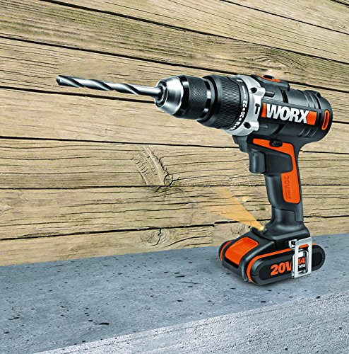 Worx Bohrhammer im Test: Leistungen und Besonderheiten - 4