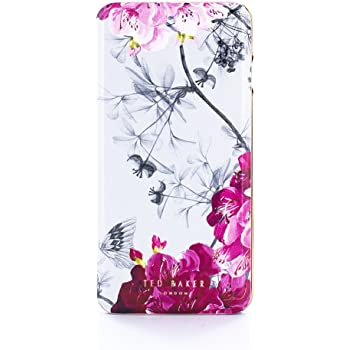 c7aa08c6bf0f28 Ted Baker AW18 Fashion Mirror Folio Case for Apple iPhone 8 Plus   7 Plus