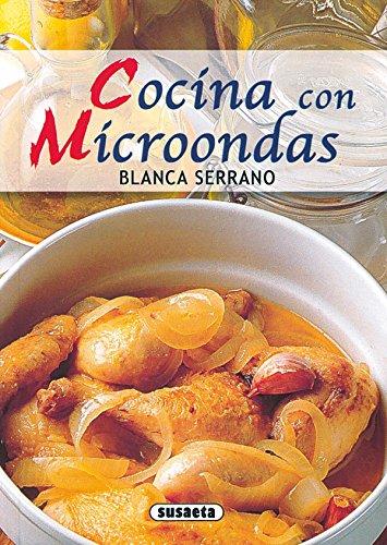 Cocina Con Microondas (Susaeta) por Equipo Susaeta