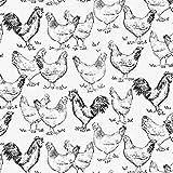 Baumwolle Stoff–Meterware–blanko–Farm zu