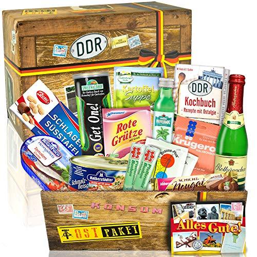 Geschenkbox Spezialitäten / Geschenkeset für Freund Geburtstag