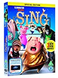 Sing [DVD] [2017] only £9.99 on Amazon