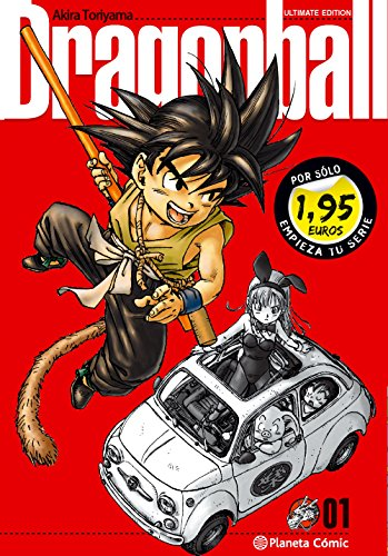 MM Dragon Ball nº 01 1,95 (Manga Manía)