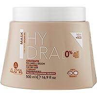 Alama Professional Hydra Maschera Idratante per Capelli Secchi, 500ml