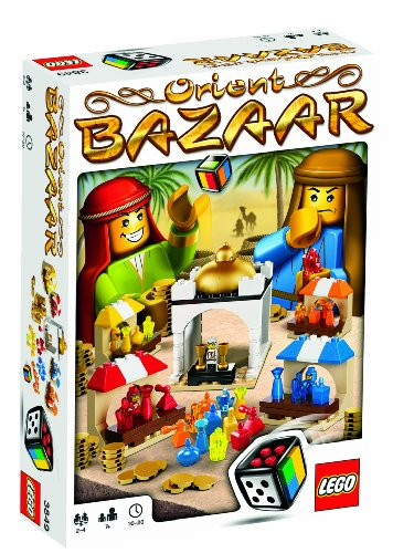 Preisvergleich Produktbild Lego Spiele 3849 - Orient Bazaar