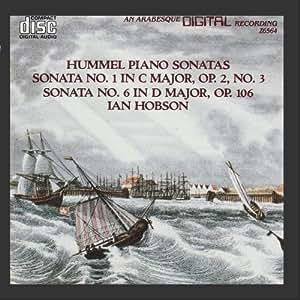 Sonata X Pf N.1 Op.2,N.6 Op