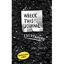 Wreck this journal everywhere: creëren is vernietigen