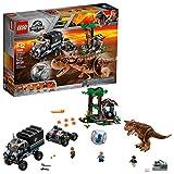 Lego Jurassic World Le Carnotaurus et la fuite en Gyrosphère 75929 (577 pièces)