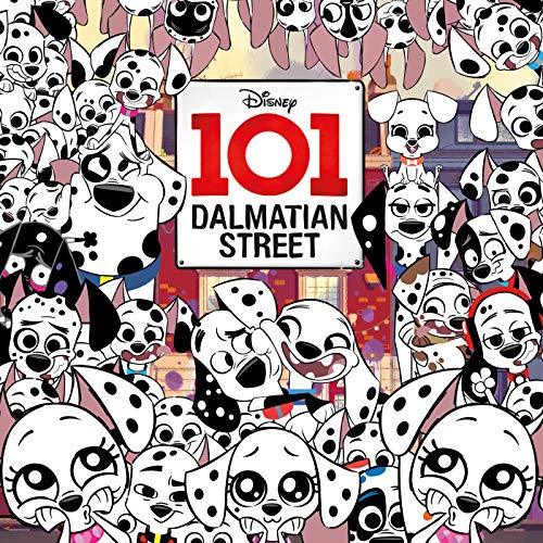 Centouno Dalmatian Street