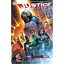 Justice League TP Vol 7 Darkseid War Part 1