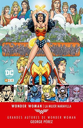 Wonder Woman de George Perez 1: La mujer maravilla