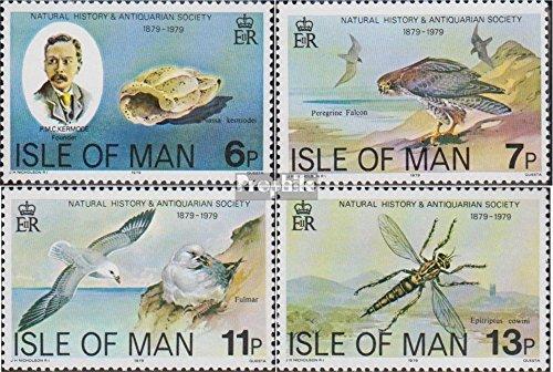 Prophila Collection GB - Insel Man 138-141 (kompl.Ausg.) 1979 Naturgeschichte (Briefmarken für Sammler)