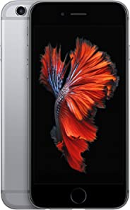 Apple iPhone 6S with FaceTime - 64GB, 4G LTE, Space Gray