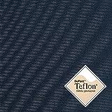 Breaker Teflon - marine - winddichter, wasserabweisender, beschichteter Stoff - Polyester - Segeltuch - Farbe: marine - Meterware