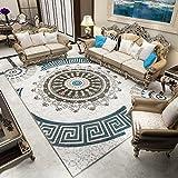BAGEHUA Maßgeschneiderte türkischen Teppich Wohnzimmer Schlafsofa Seite Sofa Bett Sofa, (1600 mm x...