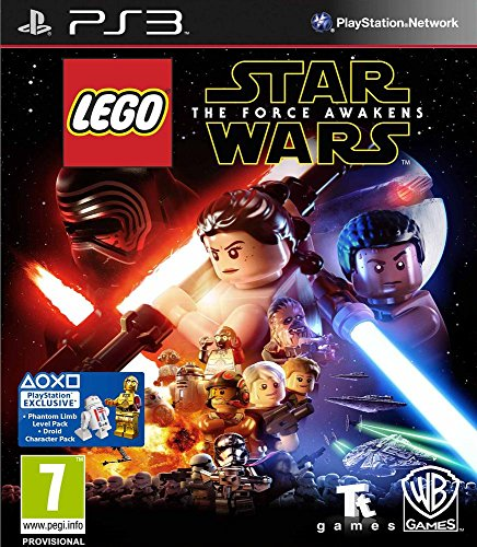 LEGO Star Wars–The Force Awakens PS3