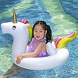 Aufblasbar Einhorn luftmatratze Riesiger Aufblasbarer Einhorn schwimmtier schwimmen schwimminsel schwimmreifen Pool Spielzeug Floß Schwebebett wasserspielzeug party kinder erwachsene