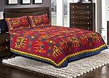 Jaipuri haat Kantha Work Embroidered King Bed sheet - Best Reviews Guide