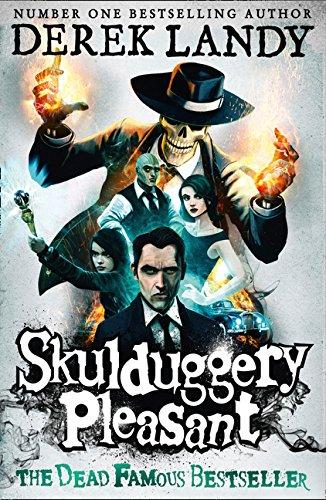 Skulduggery Pleasant (Skulduggery Pleasant, Book 1) por Derek Landy