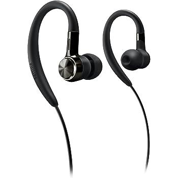 Philips SHS 8100 In-Ear Kopfhörer (Geräuschdämmmung) schwarz