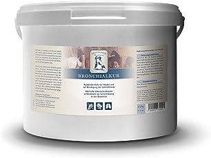 Mühldorfer, Ergänzungsfutter für Pferde, Beruhigung der Schleimhäute, Bronchialkur, 2 kg