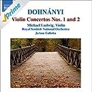 Dohnanyi, E.: Violin Concertos Nos. 1 and 2