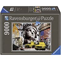 Ravensburger Italy Puzzle 9000 Pezzi,, 17803
