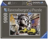 Ravensburger Puzzle 17803 - Metropole New York City 9000 Teile