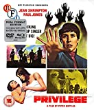 Privilege (BFI Flipside) (DVD + Blu-ray) [UK Import]