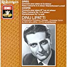 Grieg & Chopin : Piano Concertos/ Lipatti