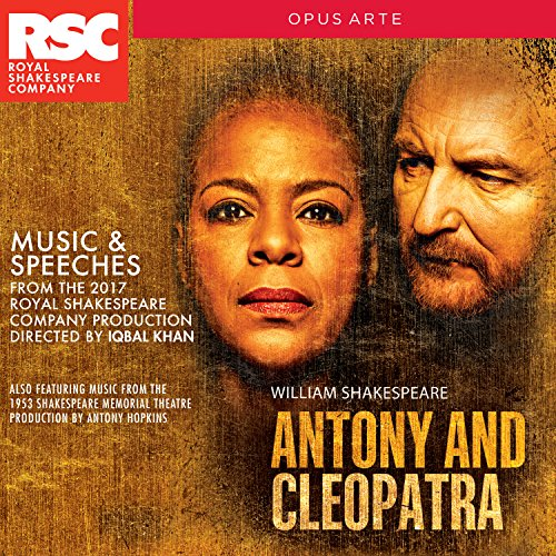 Antony And Cleopatra Music [Royal Shakespeare Company] [Opus Arte: OACD9028D]