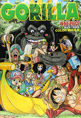Artbook: One Pice Color Walk 6 - Gorilla