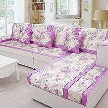 ice-cool sofá cojines/ amortiguador/Cubierta del sofá antideslizante combinación universal-A 80x120cm(31x47inch)