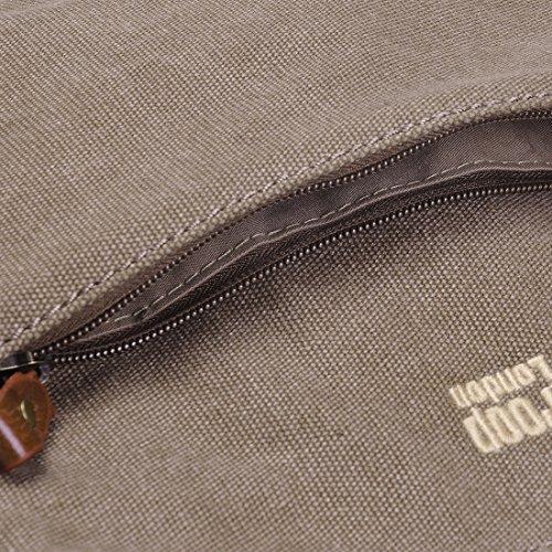 Troop TRP0237 Umhängetasche klassisch Braun - Braun