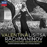 Rachmaninov: The Piano Concertos / Paganini Rhapsody